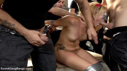 Leather Fetich - Casey Cumz Creampie